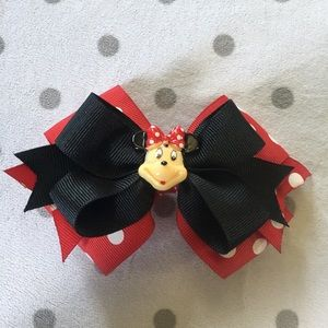 Other - Minnie Mouse Hair Bow